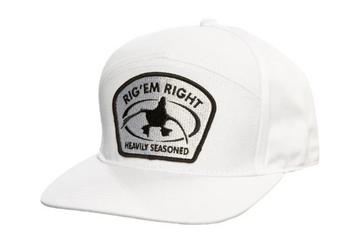 Rig Em Right 7 Panel Snow Goose Hunter Hat