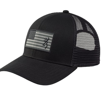 Browning Glory Cap - Black