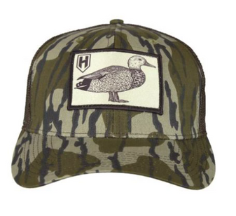 Heybo Duck Patch Trucker Hat - Orig