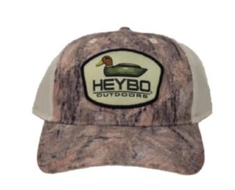 Heybo Wood Duck Truck Hat - Evterra