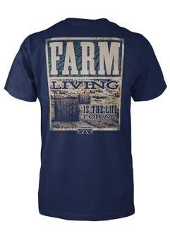 Turnrows Farm Living S/S Tee