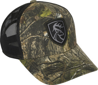 Drake Non-Typical Mesh-Back Patch Logo Hat