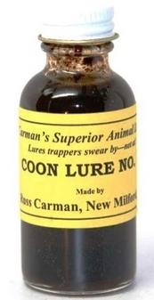 Carman Raccoon #1 1oz