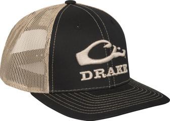 Drake Mesh Back Logo Hat
