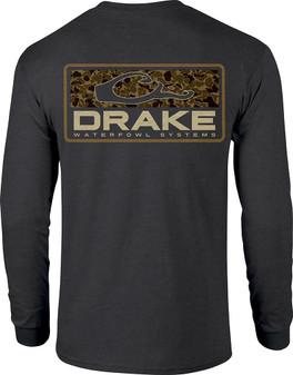Drake Old School Bar L/S Tee