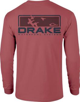 Drake Knockout L/S Tee