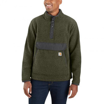 Carhartt - Relaxed Fit Fleece Pullover