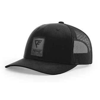 G5 Outdoors Prime Woven Patch Hat - Black