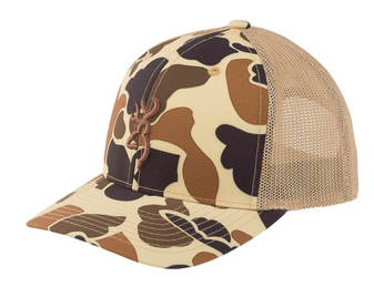 Browning Cupped Up Mesh Back Hat