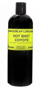 F&T Dunlap Hot Shot Coyote Urine