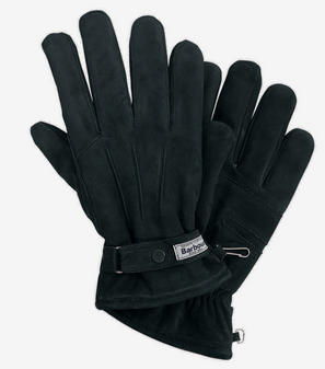 Barbour International Insulated Leather Glove