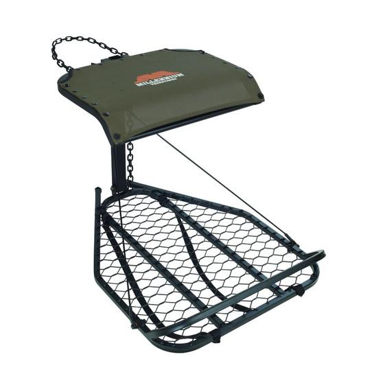 Millennium M25 w/ Footrest Steel Hang-On Stand