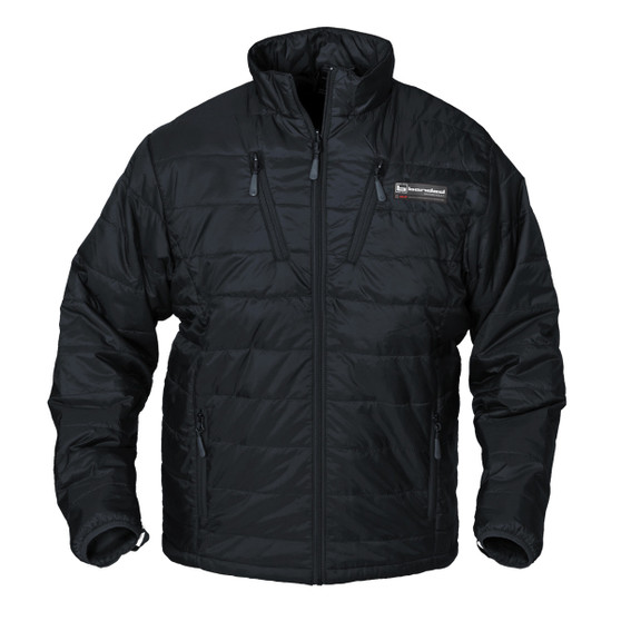 Banded H.E.A.T. Insulated Liner Jacket-LONG