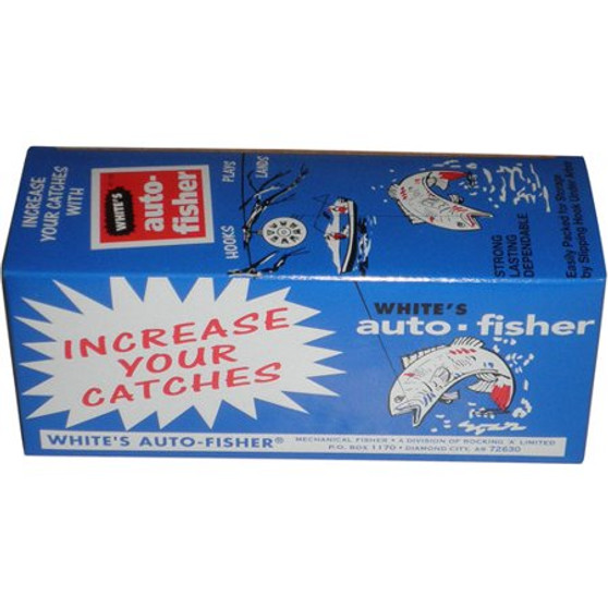 White's Auto-Fisher Reel 12 Pack