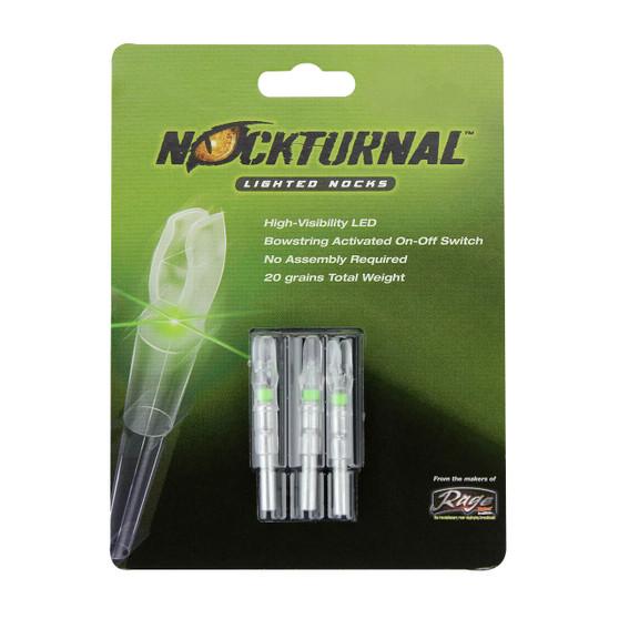 Nocktural G - Green 3pk