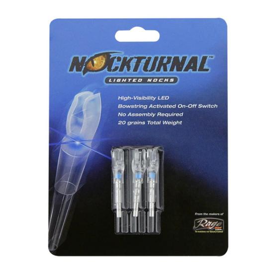 Nocktural G - Blue 3pk