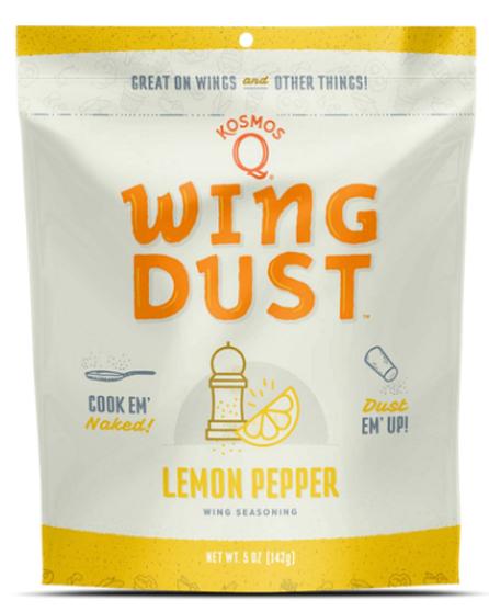 5oz Lemon Pepper Wing Dust