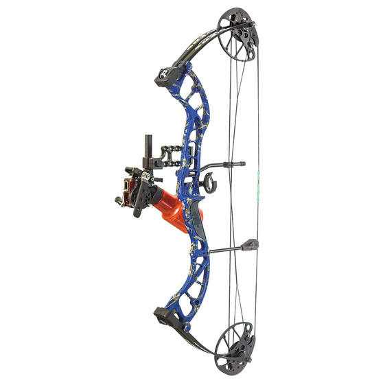 The PSE D3™ is the bow for every bowfishing shooter.