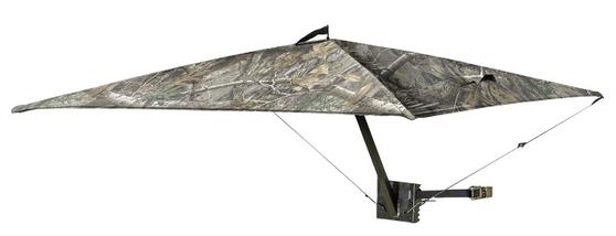 Treestand Hub Umbrella - Edge