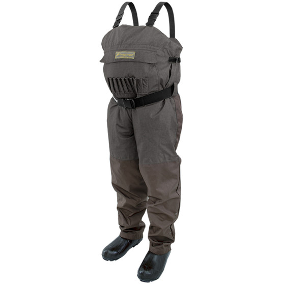 NEW 2020 DNW Traditons Refuge 2.0 Wader-Brown
