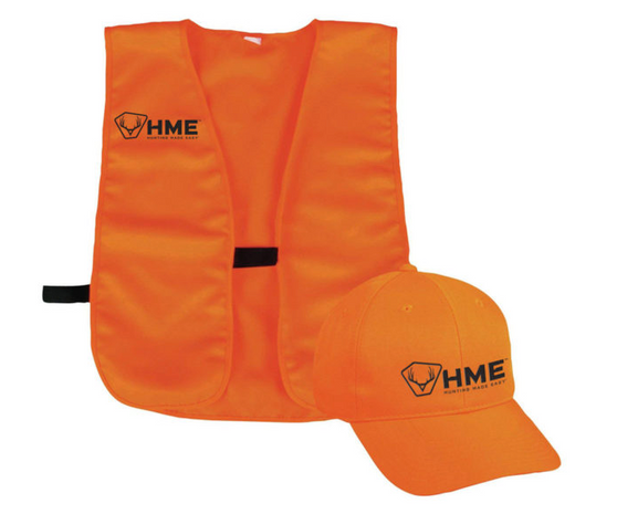 Safety Vest w/Hat - Blaze Org