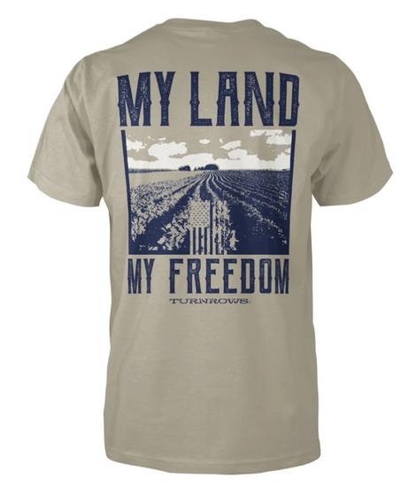 My Land My Freedom Tee