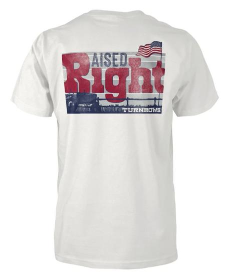 Raised Right S/S Tee