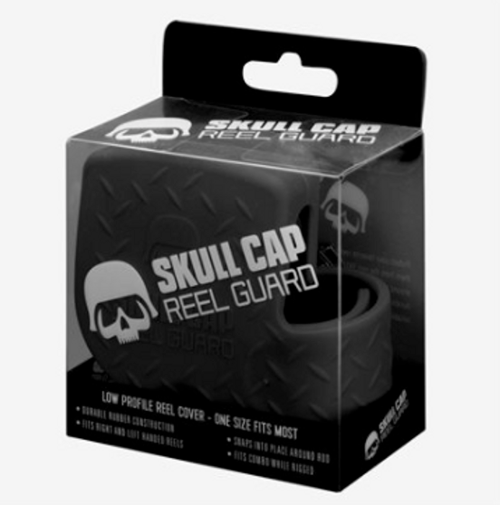 Skull Cap Reel Guard