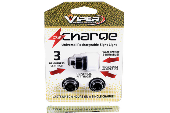 Viper Archery Charge Recharge Sight Light