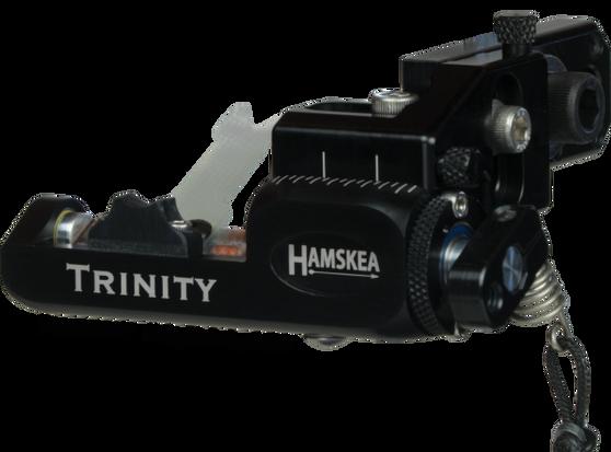 Hamskea Trinity Target Pro Rest - Black