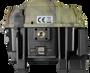 Spypoint Link-Dark Cellular Game Camera - Bottom View
