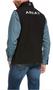 2.0 Softshell Logo Vest back