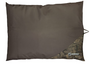 Cupped Waterfowl Camo Dog Bed - Large