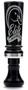 Elite Duck Calls Acrylic Cache - Grey/Black