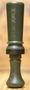 Elite Duck Calls Acrylic Big Hurrikin OD Green