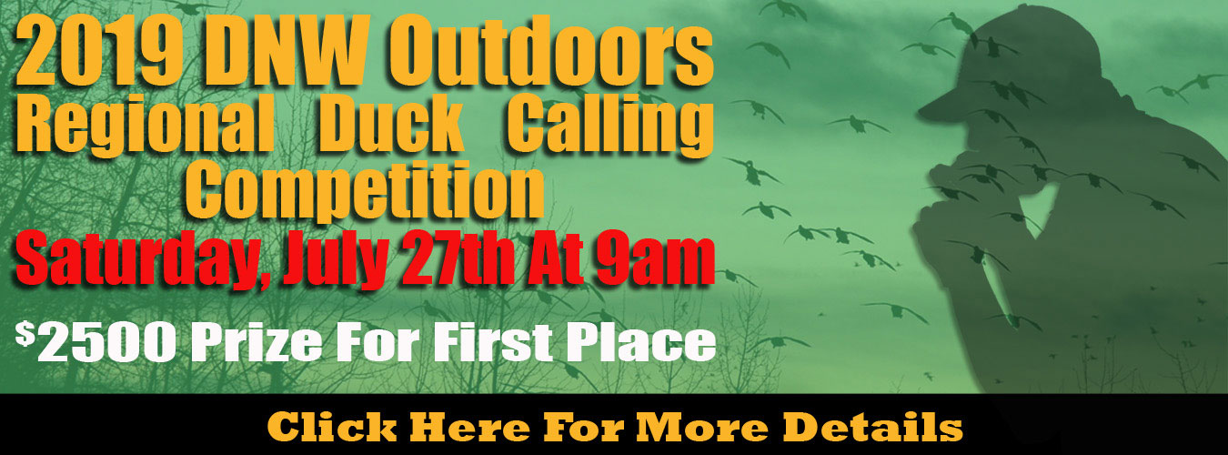 DNW Outdoors Calling Contest