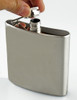 6 Oz Stainless Steel Hip Flask