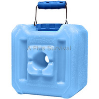 1.6 Gallon Water Brick - Blue
