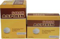 1000 Aspirin Tablets