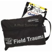 QuikClot Trauma Tactical First Aid Kit