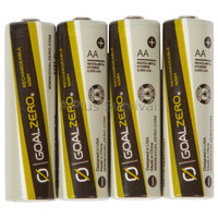 4 AA Rechargeable Batteries