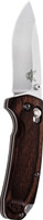 Benchmade Hunting 15031-2 North Fork Wood Folder Axis Knife