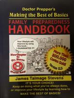 Making the Best of Basics  Family Preparedness Handbook