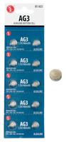 AG3 Battery - 10 Pack