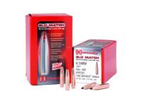 Hornady ELD Match Bullets 30 Caliber (308 Diameter) 208 Grain Boat Tail Box of 100