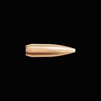 Nosler Custom Competition Bullets 30 Caliber (308 Diameter) 168 Grain Hollow Point Boat Tail