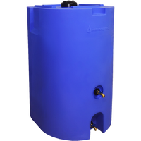 160 Gallon Water Drum