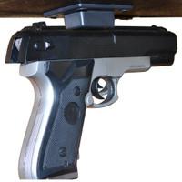 Deluxe Magnetic Pistol Gun Mount Holster