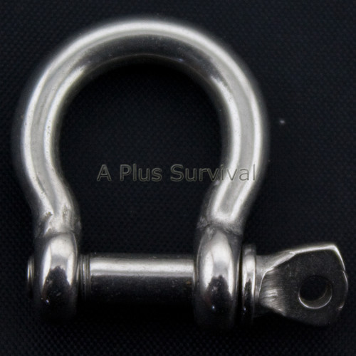 4mm SS316 Bow Shackle