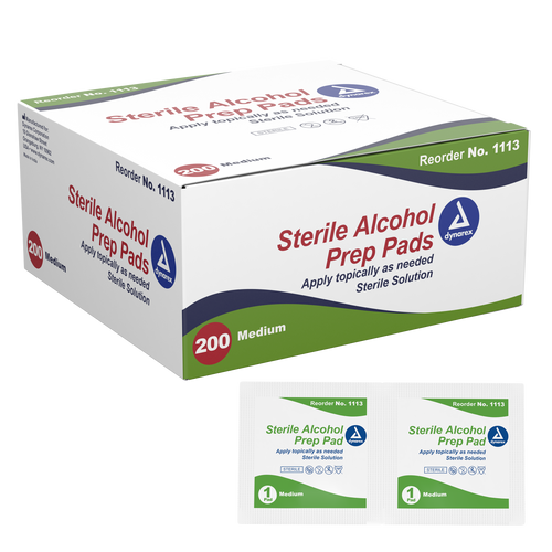 Alcohol Cleansing Prep Pad